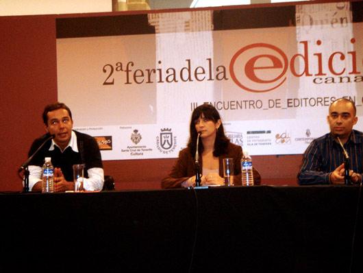 Presentación de la Escuela en la Feria