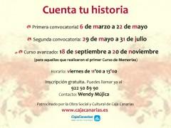 Los alumnos de Memorias 2011 de la Escuela Canaria de Creación Literaria nos recomiendan sus lecturas favoritas