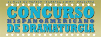 Concurso Hispanoamericano de Dramaturgia