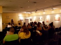 'Sala de Letras' en Ámbito Cultural, El Corte Inglés