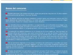 I Concurso de Microcuentos de El Corte Inglés