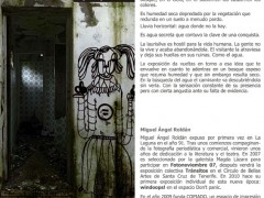 Agua Seca, de Miguel Ángel Roldán