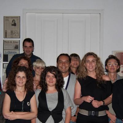 Grupo de Novela 2010