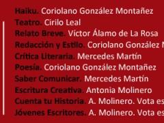 Cursos Monográficos 2012