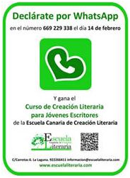 "Fallo del Concurso ""Declárate por WhatsApp"""