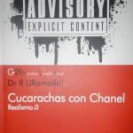 """""""Cucarachas con Chanel"""". J. Ramallo"""