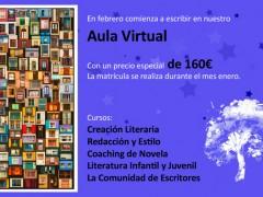 Precio especial en el Aula Virtual