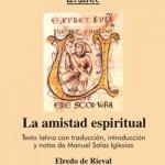 """""""La amistad espiritual"""". Traducido por Manuel Salas Iglesias."""
