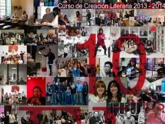 Curso de Creación Literaria 2013-2014