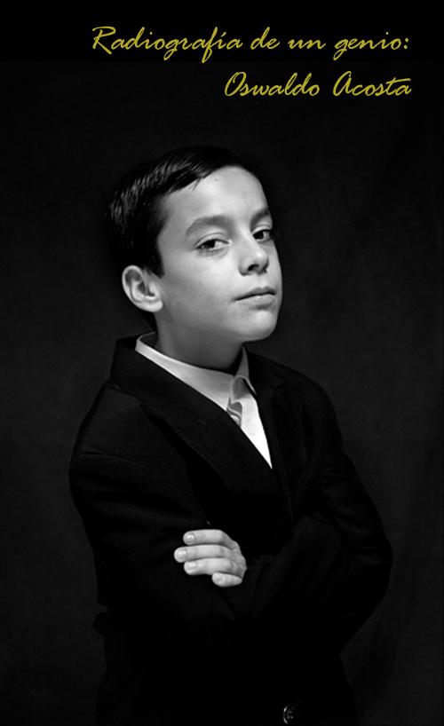 Radiografía de un genio: Oswaldo Acosta. Cine para Jóvenes 2013