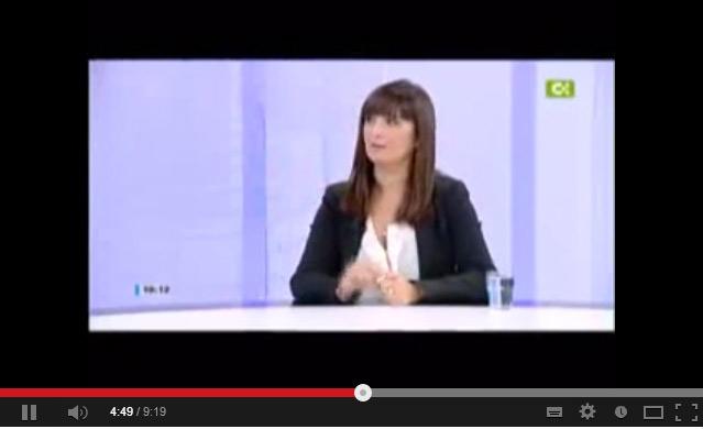Entrevista a Antonia Molinero
