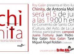 Presentación de Chinita en Tenerife