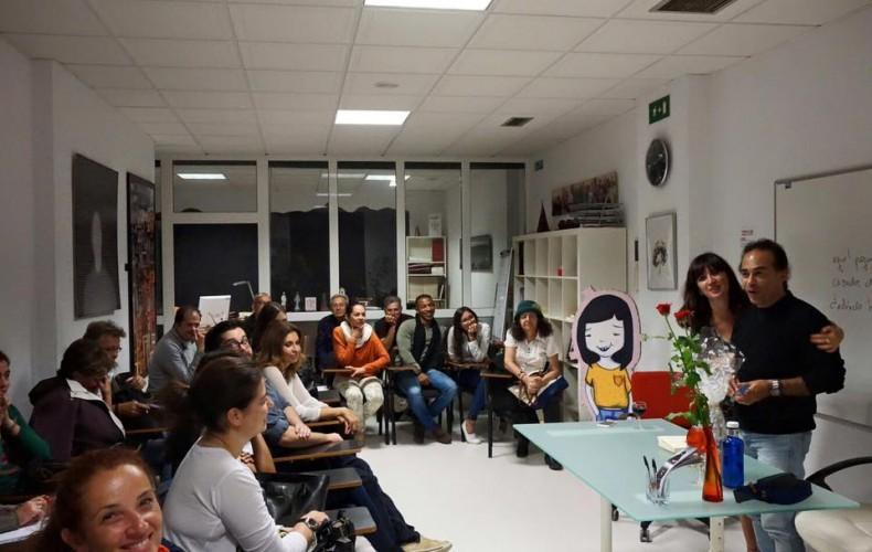 Inauguración del curso literario 2015-16