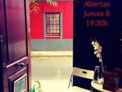 JORNADA DE PUERTAS ABIERTAS EN LA ESCUELA LITERARIA