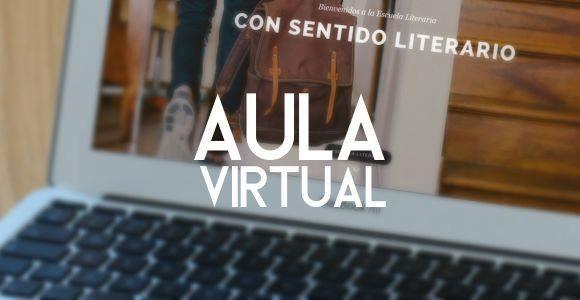 Promoción Especial-Aula Virtual de la Escuela Literaria
