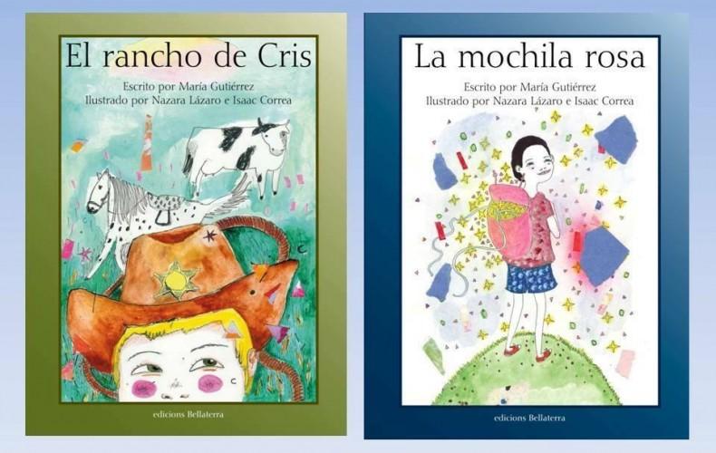 El rancho de Cris y la Mochila Rosa