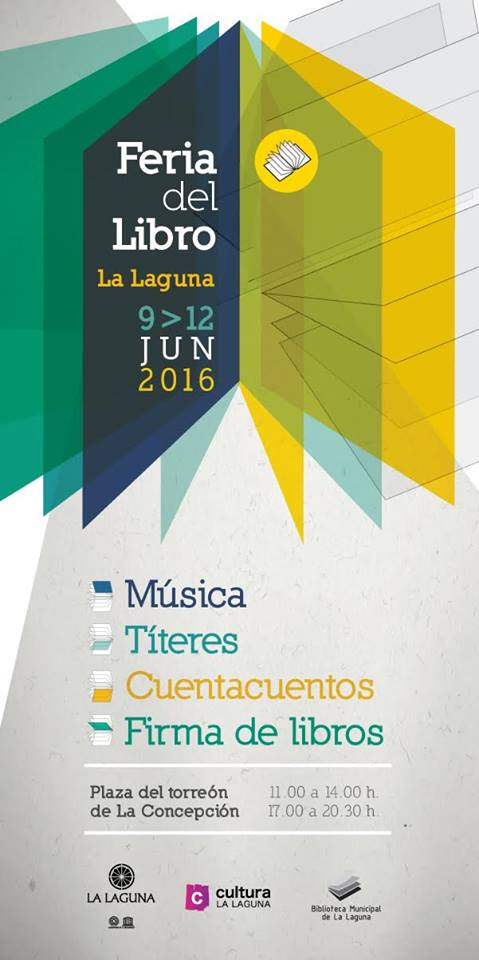 Feria del Libro de La Laguna 2016