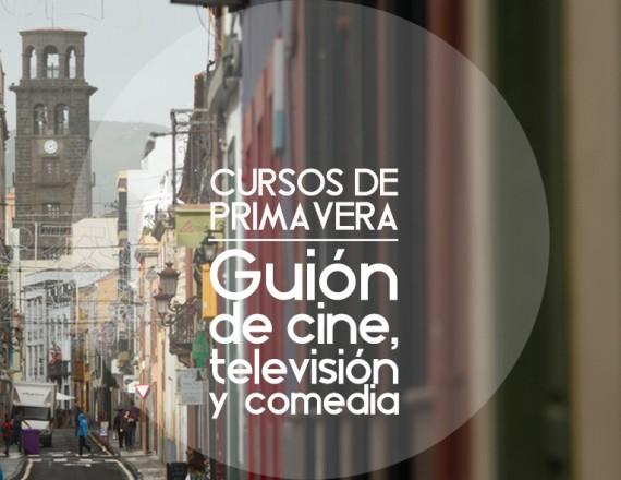 Guión de Cine, TV y Comedia