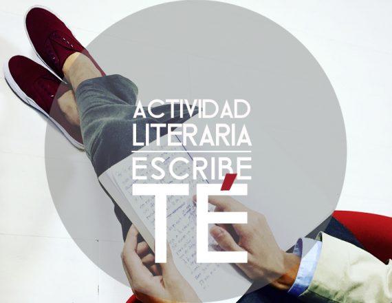 EscribeTé (Prácticas de Escritura)
