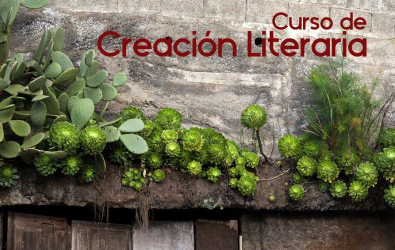 Nuevo Curso de Creación Literaria 2017-18