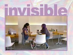 """""""Invisible"""", corto del campus artístico de verano."""
