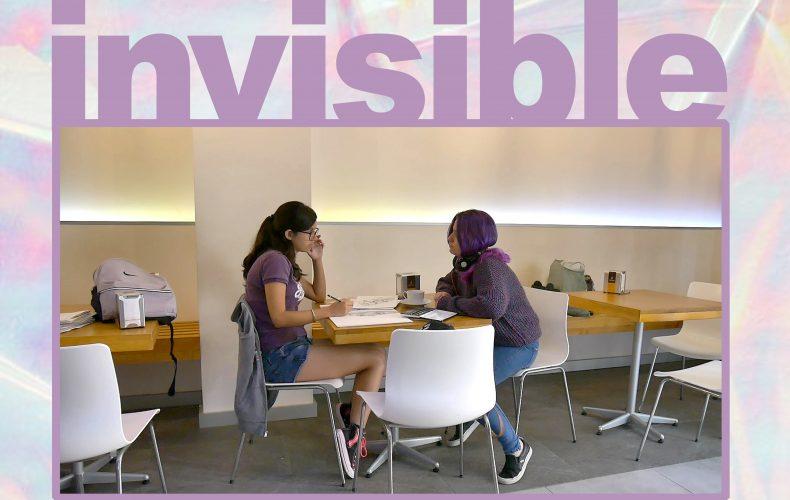 «Invisible», corto del campus artístico de verano.