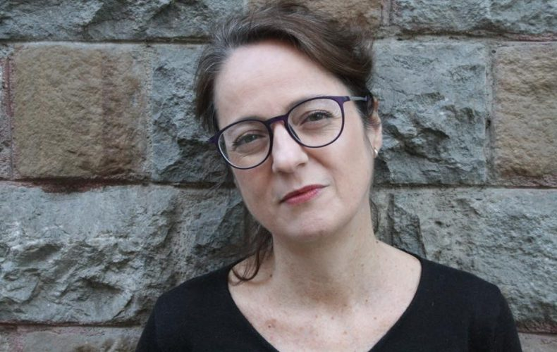 La escritora Marta Sanz en los Cursos de Verano de la Escuela Literaria