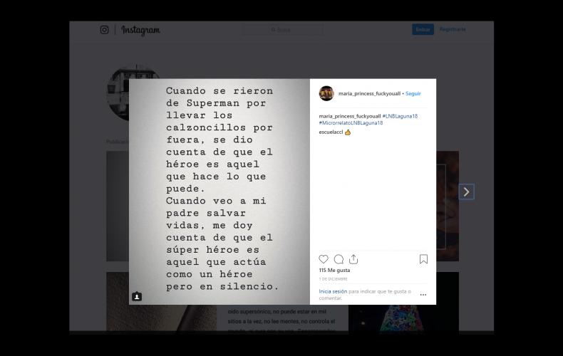 Fallo del Concurso de Microrrelatos Noche en Blanco 2018
