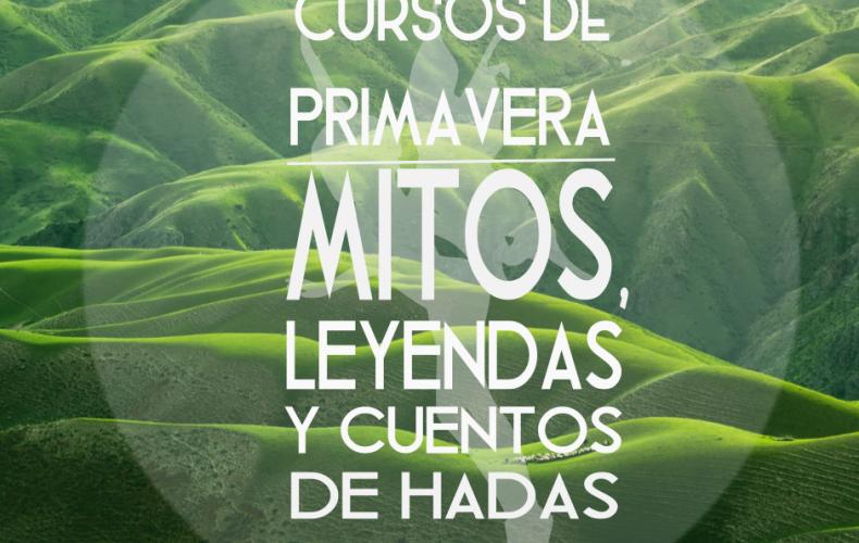 """CURSO """"MITOS, LEYENDAS Y CUENTOS DE HADAS"""""""