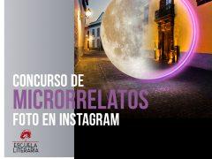 CONCURSO DE MICRORRELATOS/FOTO POR INSTAGRAM DE LA NOCHE EN BLANCO 2019 DE LA LAGUNA