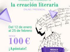 Módulo de iniciación: Curso de Creación Literaria.