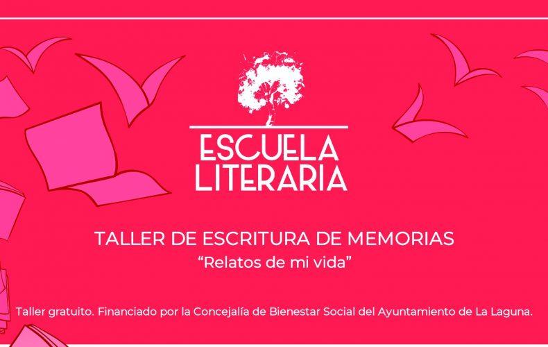 Taller gratuito de Escritura de Memorias.