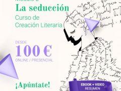 Llega el módulo 2 del Curso de Creación Literaria