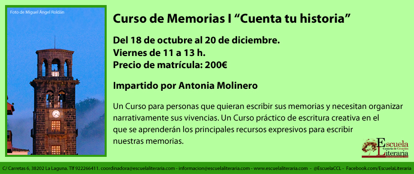 Curso de Memorias I