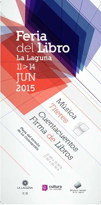 La Escuela Literaria en la Feria del Libro de la Laguna
