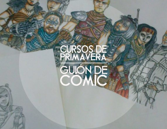 Taller de Guion de Cómic