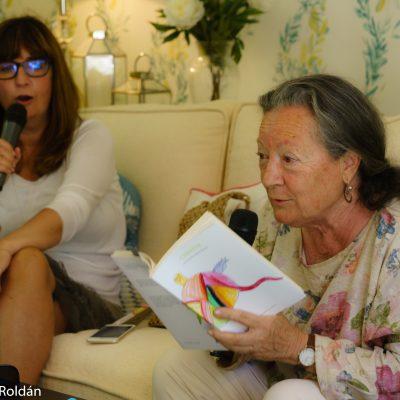 Presentación de Chinita, de La Palma Ediciones. Feria del libro de Santa Cruz